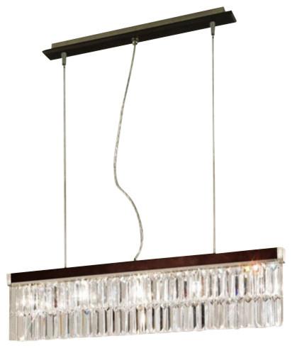 Kolarz - Top quality from Vienna Prisma Colonial Chandelier small modern-lighting