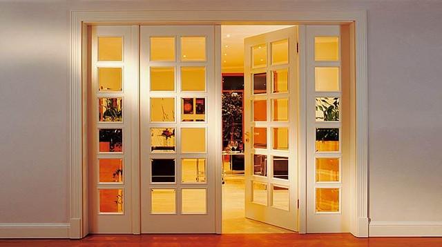 Interior Glass Sliding Doors Room Dividers 640 x 358