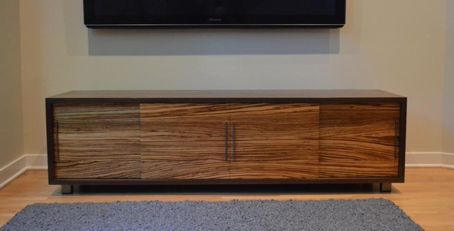 Entertainment Console Designs