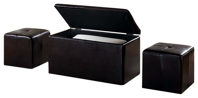modus urban seating 3 in 1 storage bench ottoman in