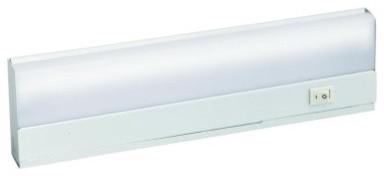 Kichler 10041WH Direct Wire Fluorescent Under Cabinet Light - 8 Watt modern-kitchen-island-lighting