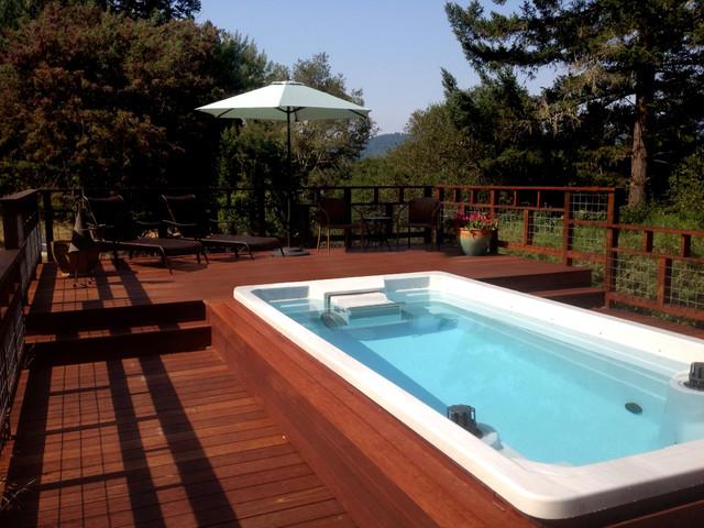15 Endless Pool Swim Spa Craftsman Swimming Pools