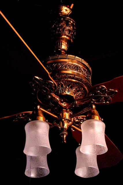 19th century by casablanca victorian ceiling fans orange county by - Victorian ceiling fans with lights ...