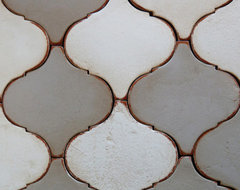 Tabarka - Shapes arabesco small mediterranean floor tiles