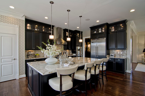 Soothing Agent River White Granite Countertops
