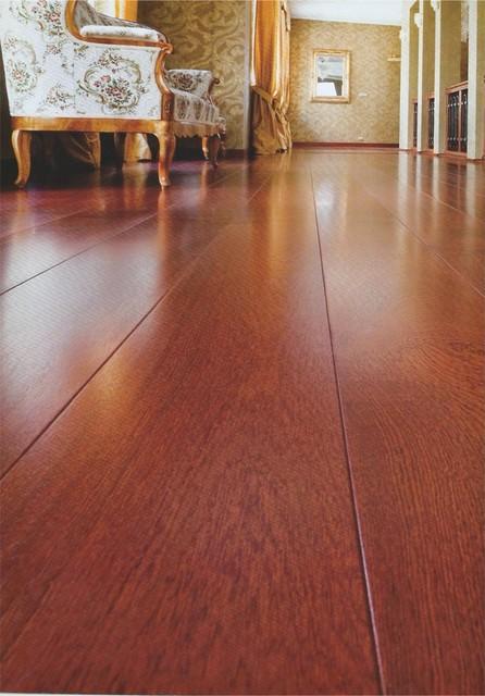 Laminate flooring wide plank laminate flooring for Wide plank wood flooring