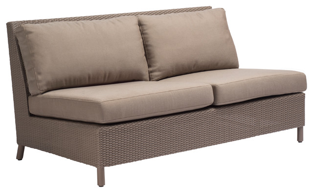 Plateau Sectional Double (Armless) BB-22-DFW traditional-outdoor-sofas