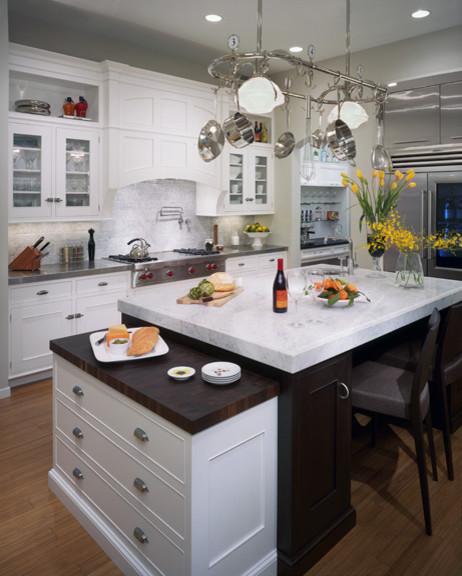 Exquisite denver transitional kitchen traditional for Kitchen designs denver