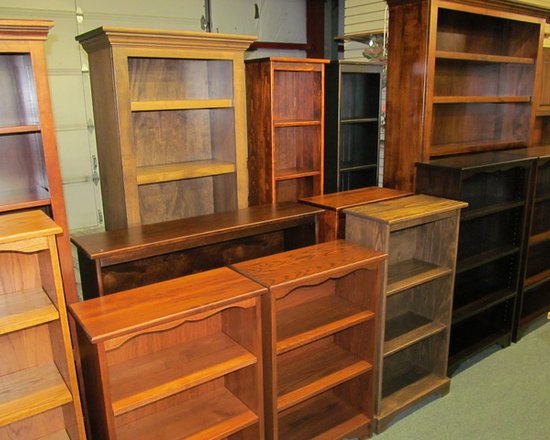 Bookcases - misc. -