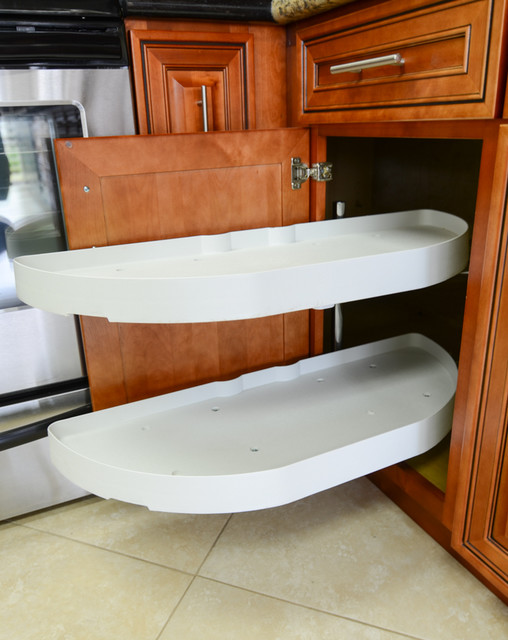 Blind Corner Half Lazy Susan Option - san diego - by ...