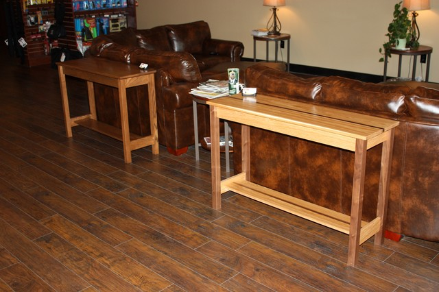 Sofa Tables traditional-buffets-and-sideboards