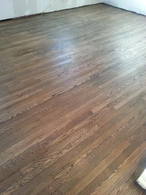 Floor Stain Coffee Brown
