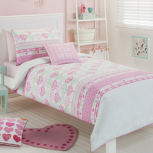 Carina Quilt Cover Set - Contemporary - Kids Bedding - by ...