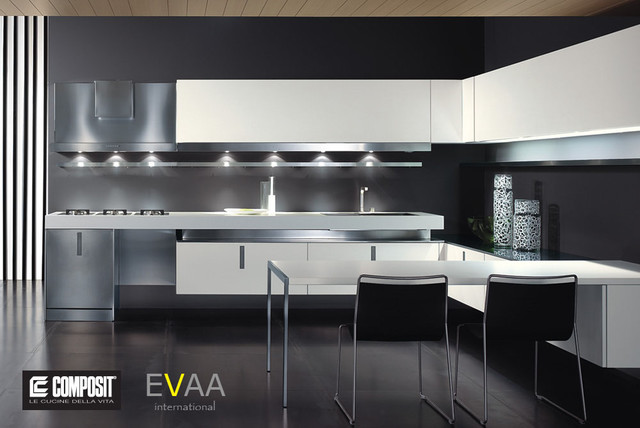 Italian Kitchens (by COMPOSIT CUCINE - FRE ) modern-kitchen-cabinetry
