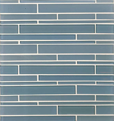 Stilato Glass Mosaic Tile contemporary-mosaic-tile