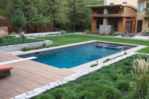Love This Design Love Rectangle Pools Considering A