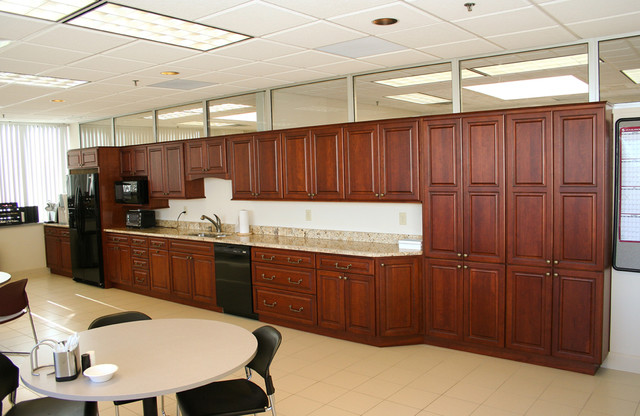 Commercial office kitchen traditional kitchen other for Houzz corporate office