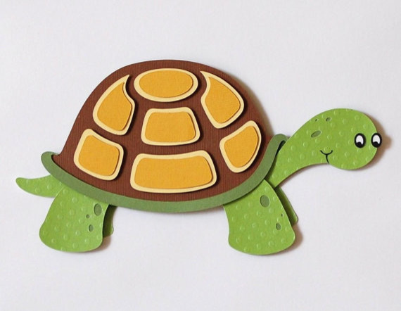 Turtle Decor Kids Wall Art by Wall Duds - contemporary - nursery