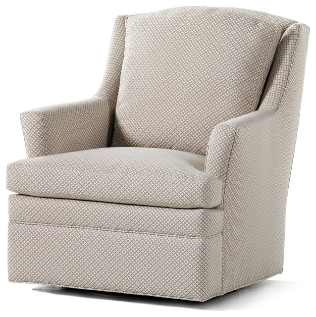 Cagney Swivel Chair traditional-chairs