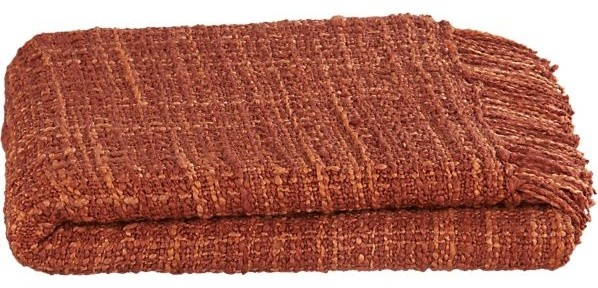 Kearny Spice Throw traditional-throws