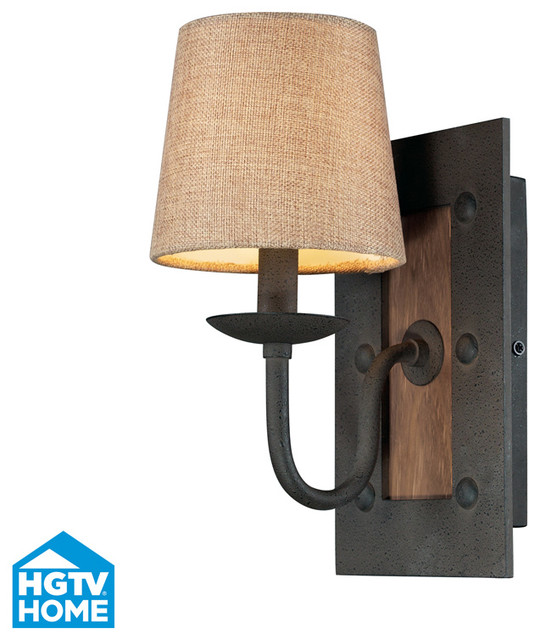 Sconces that Ooze Style - Rustic - Wall Sconces - phoenix - by Valley Light Gallery