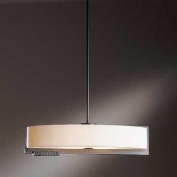 Hubbardton Forge   Axis Impressions Large Pendant Light modern-ceiling-lighting