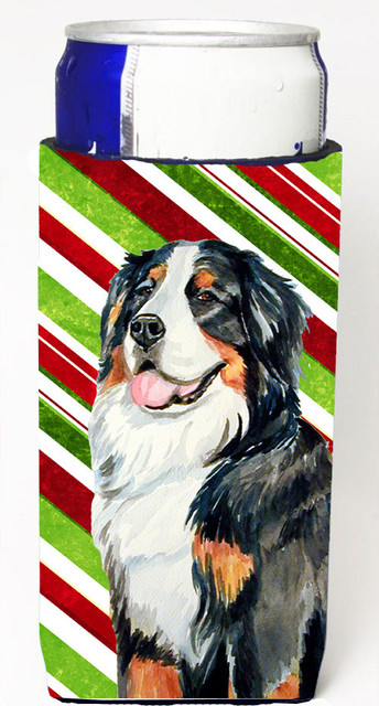 Bernese Mountain Dog Michelob Ultra Koozies for slim cans LH9244MUK traditional-drink-sleeves