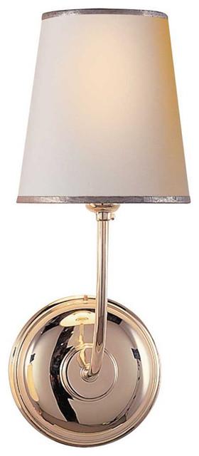 Vendome Single Sconce | Circa Lighting traditional-wall-lighting