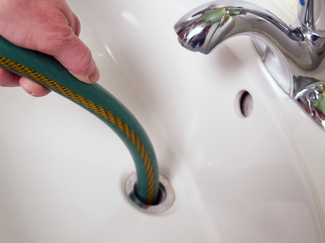 The Easiest, Cheapest, Nontoxic Way to Unclog a Drain