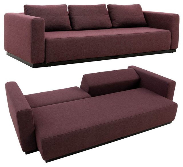 Colorado Sofa Bed by Imagine Living Modern Sofas  : modern sofas from www.houzz.com size 640 x 584 jpeg 68kB