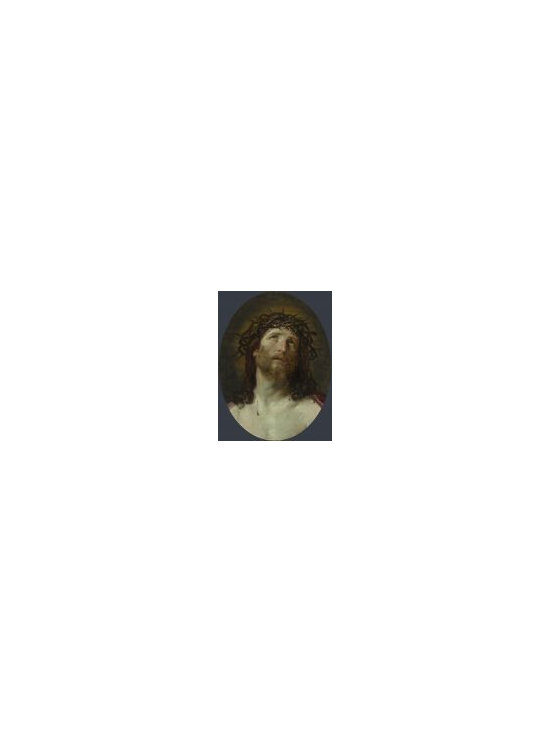 guido reni head of christ crowned with thorns - guido reni head of christ crowned with thorns canvas prints available at canvaschamp.com in USA.