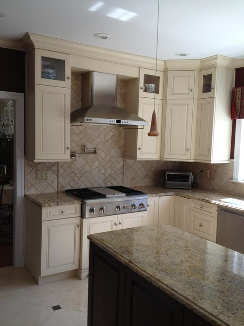 McLean Kitchen Remodel. traditional-kitchen