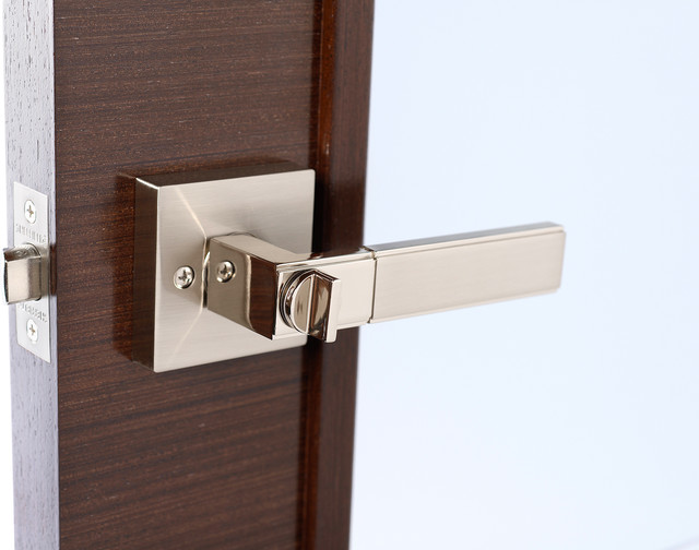 Maximum Door Handle - Contemporary - Door Hardware - new york - by Doors And Beyond