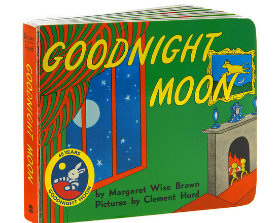 Goodnight Moon, by Margaret Wise Brown -