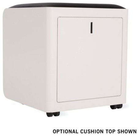 cBox Single File Drawer - Modern - Filing Cabinets - by Design Within Reach