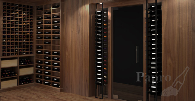 Papro Wine Cellars in Progress (Renders) modern-wine-cellar