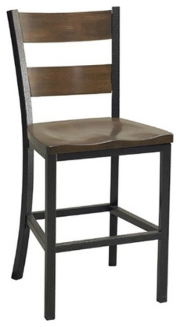 Home Styles Cabin Creek Counter Stool Multicolor 5411 89