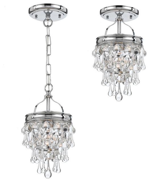 Calypso Convertible Pendant modern-pendant-lighting