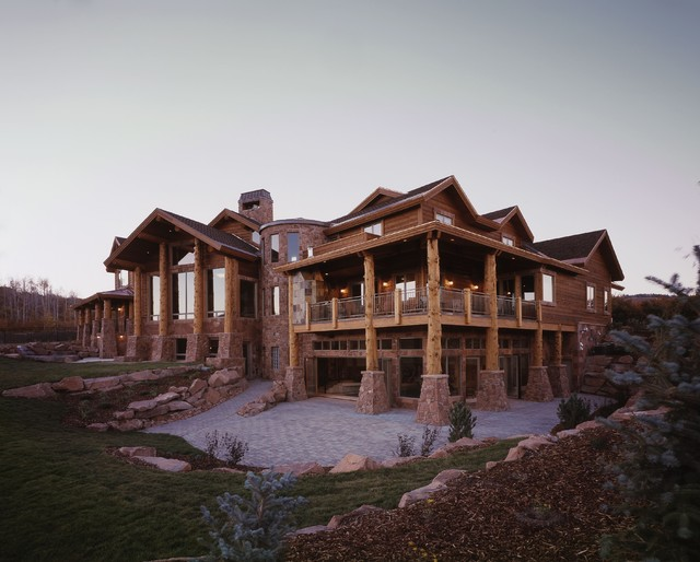 Red Hawk Residence Exterior contemporary-exterior