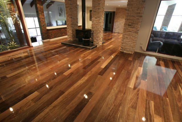 Spotted gum floors  wood flooring