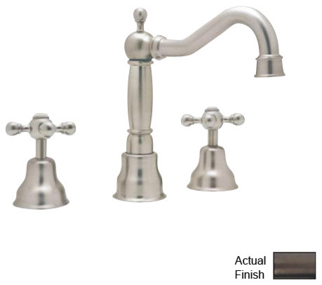 Rohl Bathroom Faucets : Rohl Cisal AC107X-TCB-2 Lavatory Faucet traditional-bathroom-faucets
