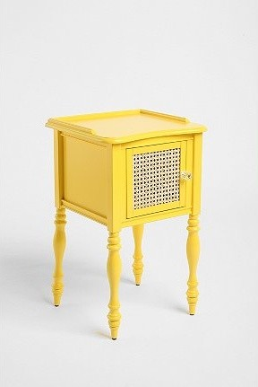 GiGi Nightstand eclectic nightstands and bedside tables