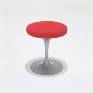 Knoll Tulip Stool modern-living-room-chairs