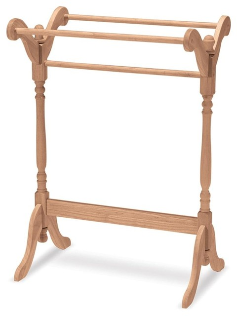 Quilt Stand Or Clothes Drying Rack - Contemporary ...