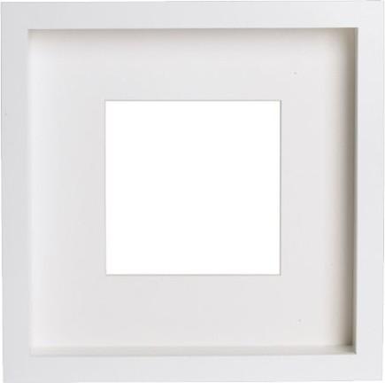 Ribba Frame, White modern-frames