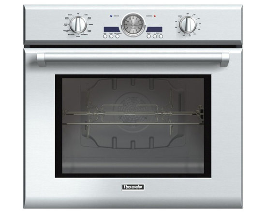 """Thermador 30"""" Professional Series Single Electric Wall Oven, Stainless 