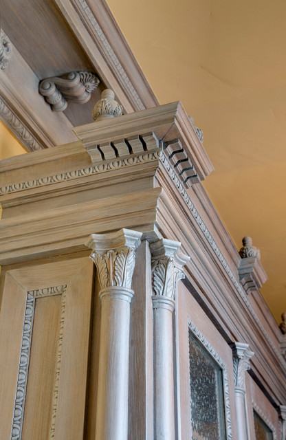 Architectural Molding And Millwork : Moulding and millwork traditional phoenix by