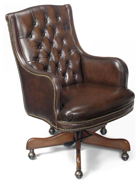 Executive Chair w Gas Lift contemporary-office-chairs