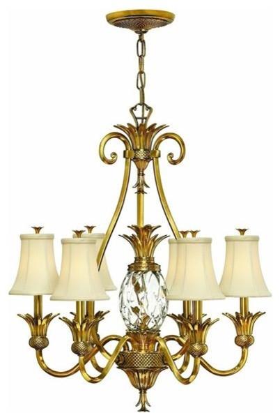 Hinkley Lighting H4886 modern-chandeliers