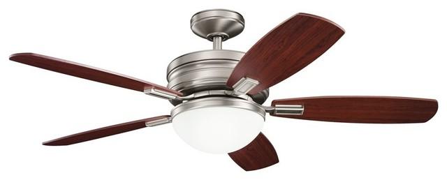 "DECORATIVE FANS Carlson 52"" Contemporary Ceiling Fan X-PA831003 contemporary-ceiling-fans"